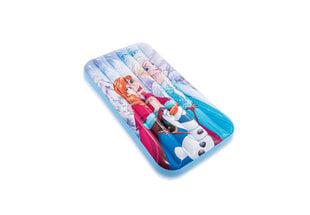 Vaikiškas pripučiamas čiužinys Intex Ledo Šalis (Frozen) kaina ir informacija | Vandens, smėlio ir paplūdimio žaislai | pigu.lt