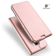 Atverčiamas dėklas Dux Ducis Premium Magnet Case, skirtas Asus Zenfone 4 (ZE554KL), rožinis