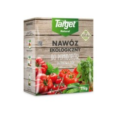 Granuliuotos trąšos pomidorams, agurkams ir prieskoniams Target, 1KG kaina ir informacija | Birios trąšos | pigu.lt