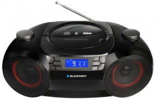 BB30BT BLAUPUNKT GROTUVAS BT/FM/CD/MP3/USB