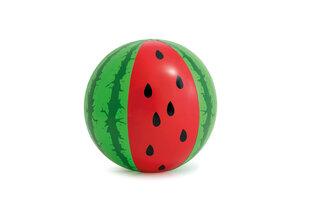 Pripučiamas kamuolys Intex Watermelon kaina ir informacija | Pripučiami žaislai ir paplūdimio prekės | pigu.lt