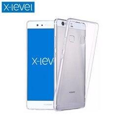 X-Level Antislip Ultra-Slim Cover skirta Huawei P10, skaidri kaina ir informacija | Telefono dėklai | pigu.lt