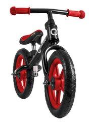 Balansinis dviratukas Lionelo Fin Plus, raudonas