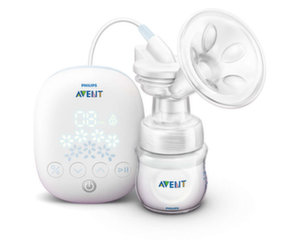 "Elektrinis pientraukis Philips Avent ""Easy Comfort Single"", SCF01/02"