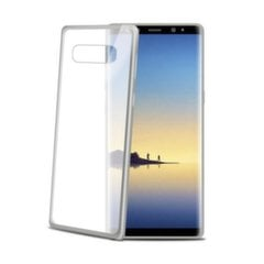 Samsung Galaxy Note 8 cover LASER by Celly Silver kaina ir informacija | Samsung Galaxy Note 8 cover LASER by Celly Silver | pigu.lt