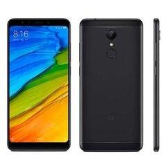 Xiaomi Redmi 5, 16 GB, Dual SIM, Juoda