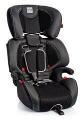 Automobilinė kėdutė Bellelli Gio Plus Fix, 9-36 kg, Black Grey