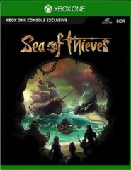 Žaidimas Sea of ​​Thieves, Xbox One
