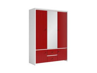 Spinta Karet 5D, balta/raudona