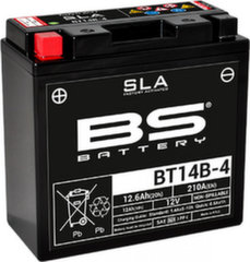 Akumuliatorius BS-Battery BT14B-4 12V 12.6Ah