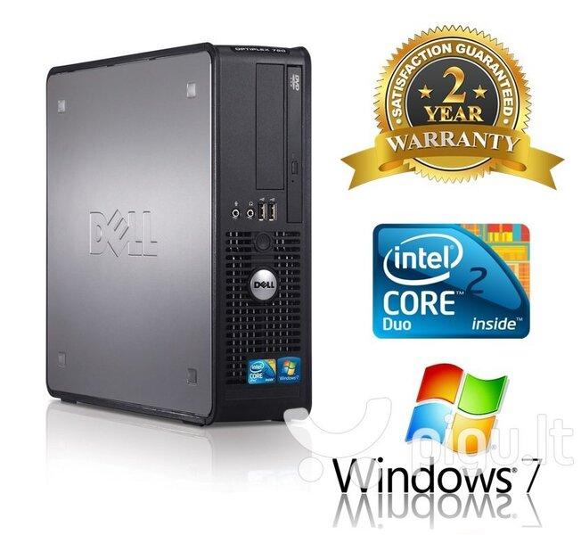 Dell Optiplex 780 SFF E7500 2GB 250GB DVD WIN7Pro