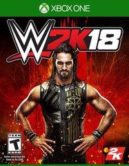 Žaidimas WWE 2K18, Xbox One