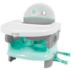Детское кресло Summer Infant Deluxe Comfort Teal Grey
