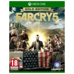Žaidimas Far Cry 5: Gold Edition, Xbox One