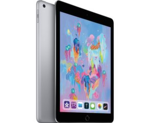 "Apple iPad 9.7"" Wi-Fi 128GB, Pilka, 6th gen, MR7J2HC/A"