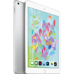 "Apple iPad 9.7"" Wi-Fi+4G, 32GB, Sidabrinė, 6th gen, MR6P2HC/A"