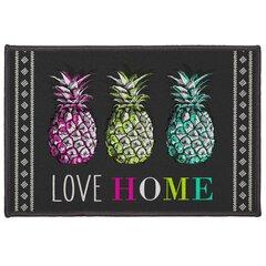 Durų kilimas Love Ananas, 40x60 cm