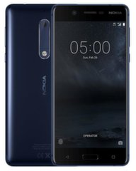 Nokia 5, Single SIM, 16GB, Mėlyna kaina ir informacija | Mobilieji telefonai | pigu.lt