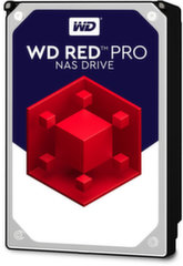 "Western Digital Red Pro NAS HDD 4TB 3,5"" SATA 128MB"