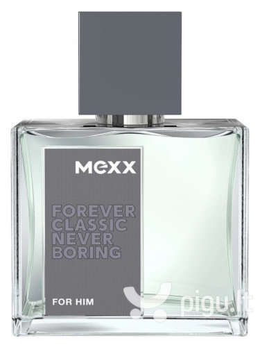 Tualetinis vanduo Mexx Forever Classic Never Boring For Him EDT vyrams 50 ml