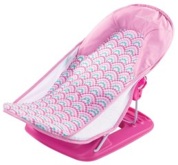 Gultukas į vonelę Summer Infant Bubble Stripe, Pink