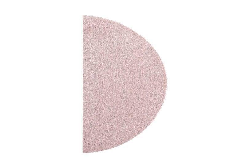 Hanse Home durų kilimėlis Soft & Clean Pink, 75x50 cm