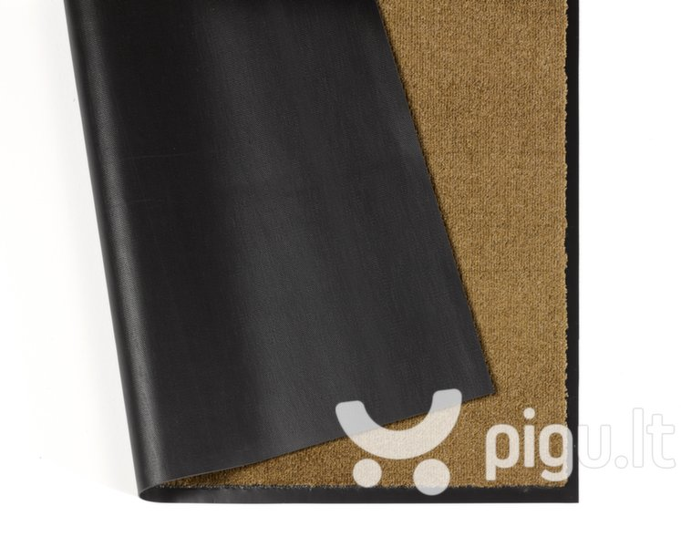 Hanse Home durų kilimėlis Soft & Clean Caramel, 100x180 cm  kaina