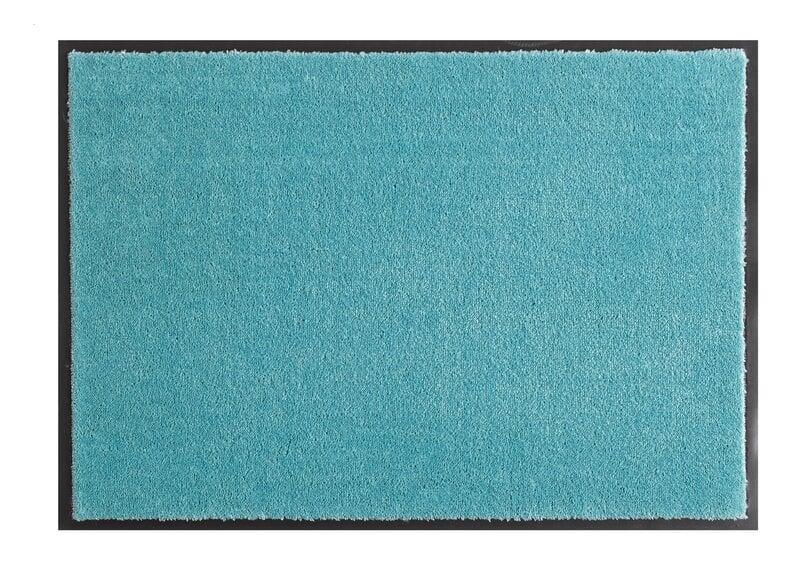 Hanse Home durų kilimėlis Soft & Clean Mint, 75x150 cm