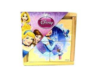 Medinė dėlionė, Disney Princess