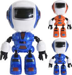 Robotas su garsais ir šviesomis