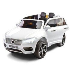 Elektrinis automobilis Volvo XC90, Baltas