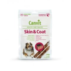 Canvit skanėstas SKIN&COAT, 200 g kaina ir informacija | Sausas maistas šunims | pigu.lt