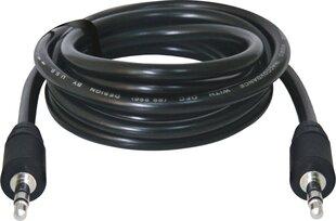 Audio laidas Defender87510, 3.5 mm, 1.5 m, juodas