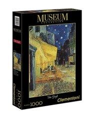Dėlionė Van Gogh: Terrace at Night Clementoni, 1000 d.