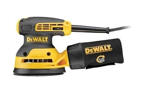Elektrinis ekscentrinis šlifuoklis DeWalt DWE6423 kaina ir informacija | Šlifuokliai | pigu.lt