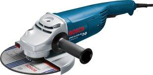 Elektrinis kampinis šlifuoklis Bosch GWS 24-230 JH kaina ir informacija | Šlifuokliai | pigu.lt