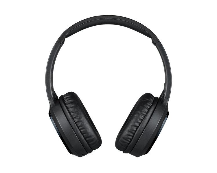 JVC, HA-S60BT-BE, juodos sp. dinaminės ausinės