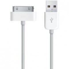 Kabelis USB - Dock (iPod, iPhone (3G/3GS/4G/4GS)), 1m