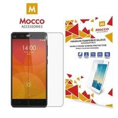 Grūdinto stiklo ekrano apsauga Mocco Tempered Glass Screen Protector, skirtaXiaomi Redmi 5 telefonui, skaidri kaina ir informacija | Apsauginės plėvelės telefonams | pigu.lt