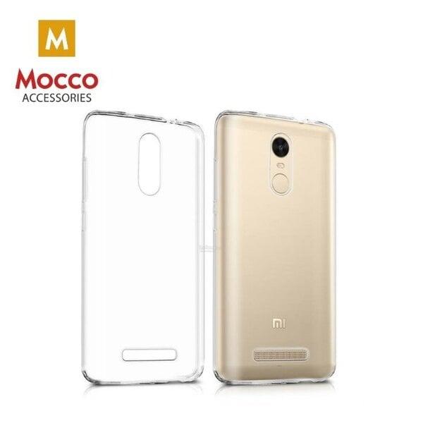 Apsauginė nugarėlėMocco Ultra Back Case 0.3 mm, skirta Xiaomi Redmi 5 telefonui, skaidri kaina ir informacija | Telefono dėklai | pigu.lt
