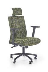 Biuro kėdė Tropic, juoda/žalia kaina ir informacija | Biuro kėdės | pigu.lt