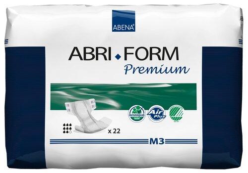 Suagusiųjų sauskelnės Abena Abri-Form M3 Premium 22 vnt. kaina ir informacija | Slaugos prekės | pigu.lt