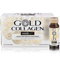 Maisto papildas (geriamas kolagenas) Hairlift Gold Collagen, 10x30ml kaina ir informacija | Maisto papildas (geriamas kolagenas) Hairlift Gold Collagen, 10x30ml | pigu.lt