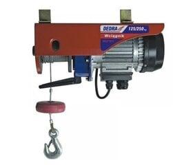 Elektrinis keltuvas Dedra 1000 W kaina ir informacija | Mechaniniai įrankiai | pigu.lt
