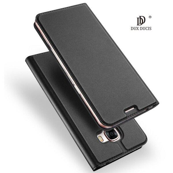 Dux Ducis Premium Magnet Case Чехол для телефона Sony XZ2 Серый