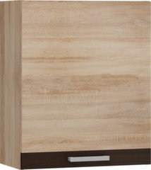 Кухонный шкаф Polo W60, дуб цена и информация | Кухонные шкафчики | pigu.lt