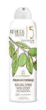 Apsauginis purškiklis nuo saulės Australian Gold® Botanical SPF 15, 177 ml