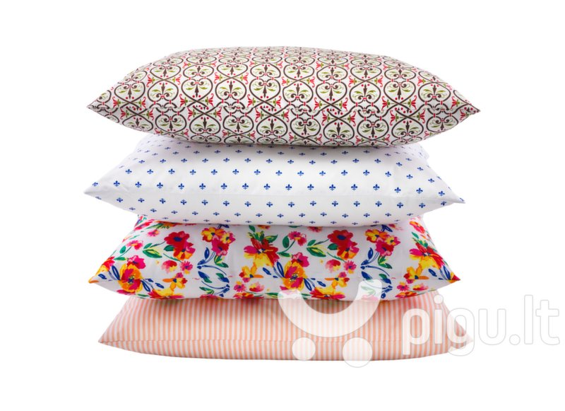 COMCO dryžuota pagalvė BASIC, 50x70 cm
