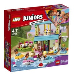 10763 LEGO® JUNIORS, Namelis Stephanie pries ežero