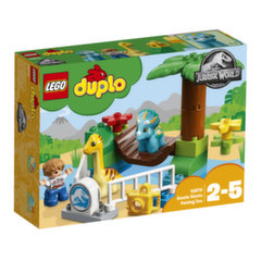 10879 LEGO® DUPLO, Minizoo kaina ir informacija | Konstruktoriai ir kaladėlės | pigu.lt